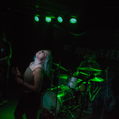 Eat Your Heart Out X Towns X Reside X Resident @ The Cambridge [GIG REPORT]