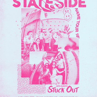 STATESIDE DROP MUSIC VIDEO FOR SINGLE 'NEON' AND ANNOUNCE TOUR WITH STUCK OUT