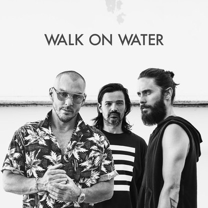 30 Seconds To Mars // WALK ON WATER