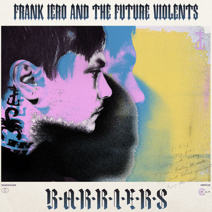 Frank Iero and the Future Violents // Young and Doomed [ Single Review]