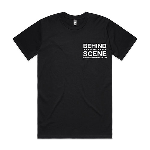 BTSO Logo T-Shirt - On Black