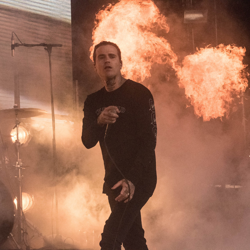 The Amity Affliction  (2)