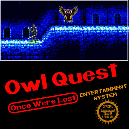 Once Were Lost // Owl Quest [EP Review]