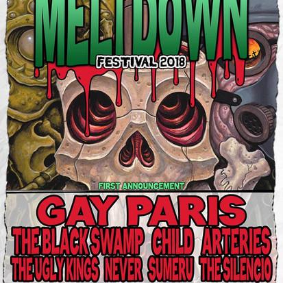 Jason Finlay // BEHIND THE BRAINS // Meltdown Festival Australia