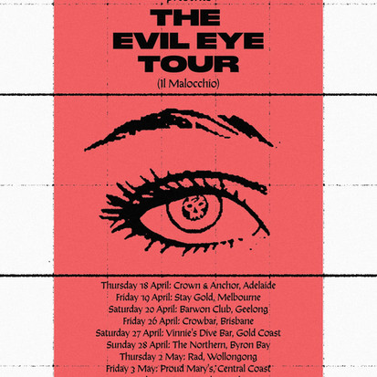 """Pagan Announce """"The Evil Eye"""" Tour for an Intimate and Intense April / May"""