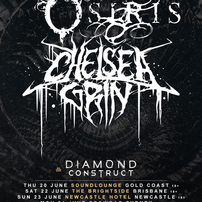 Born Of Osiris X Chelsea Grin Announce Huge Australian Co-Headline 2019 Tour + Diamond Construct