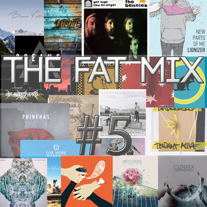 THE FAT MIX # 5