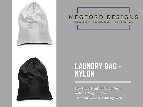 Laundry Bag - Nylon