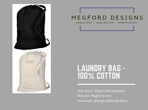 Laundry Bag - Cotton