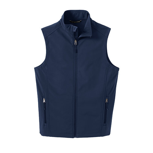 Custom Men's Soft Shell Vest