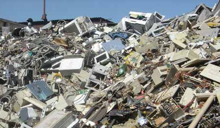 E-waste recycling can boost economy
