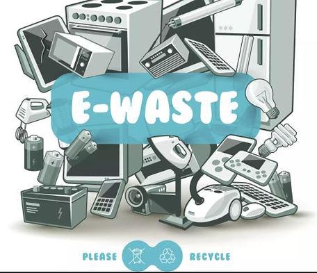 Ewaste, please recycle electronic waste