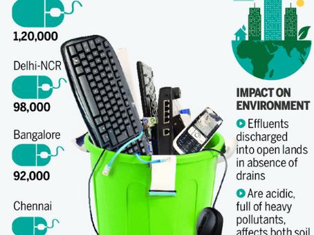 The e-waste threat