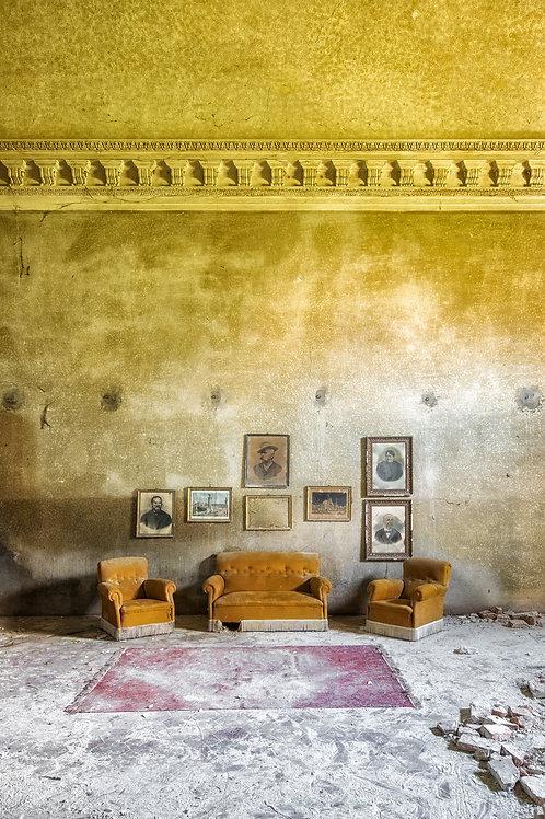 Forgotten faces, 2017 Italy
