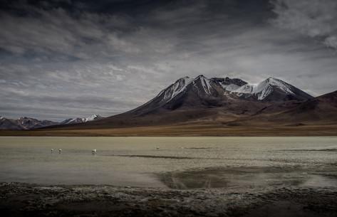 Uyuni landscape - Bolivia