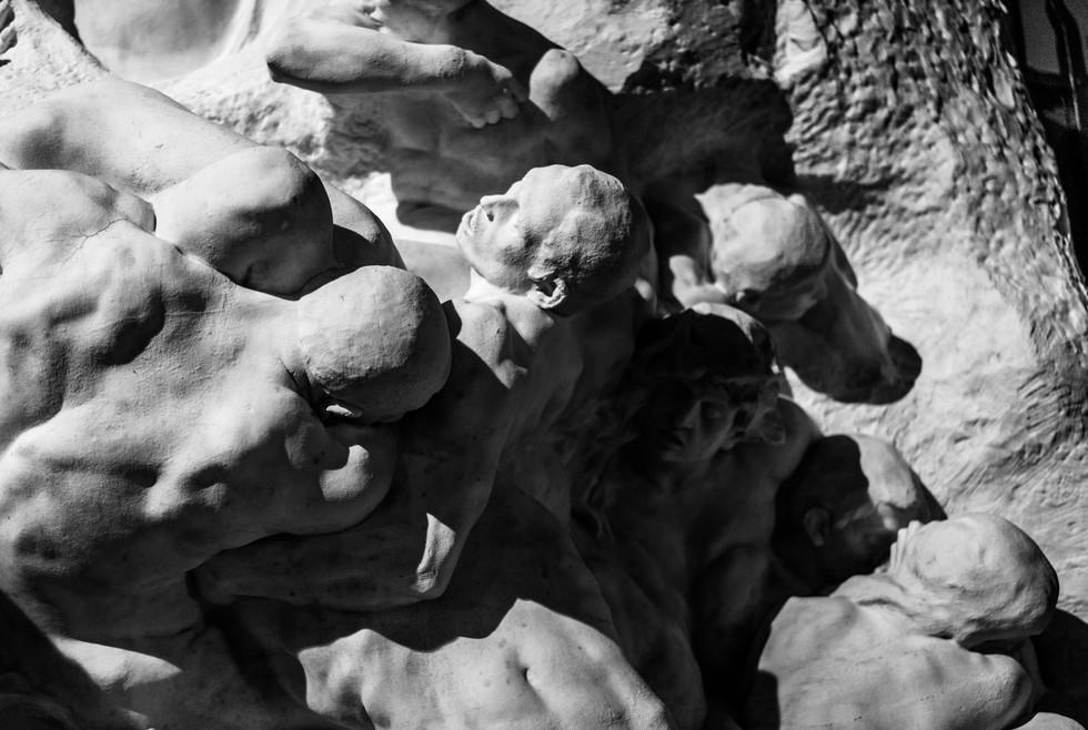 Body Maze III - Sculpture, Paris