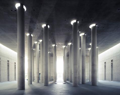 Krematorium Baumschulenweg I - 1998, Berlin