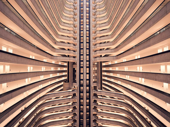 Atrium - Hyatt Regency - 1967, Atlanta