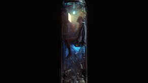 Carte Blanche : Cornelius – Artiste futuriste, dessine l'avenir sur ordinateur.