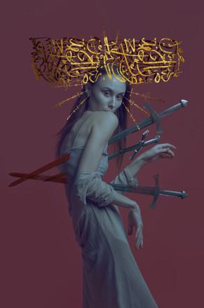 Three of Swords - Untitled II