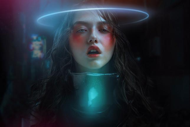 Lamb of future - Untitled I