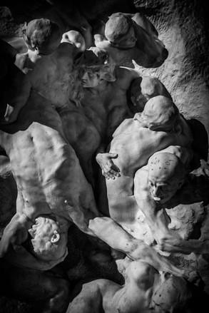 Body Maze I - Sculpture, Paris
