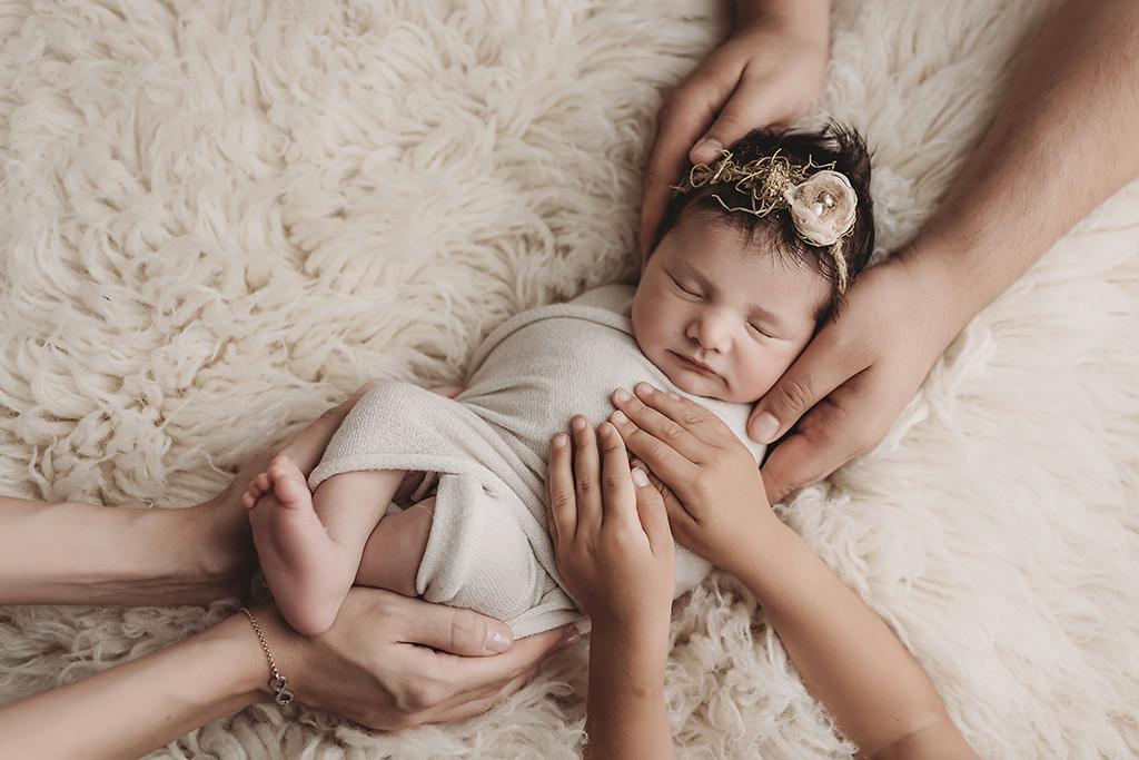 Newborn fotograaf Oosterhout
