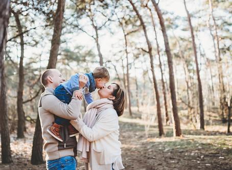 Hallo Buitenshoot | Dag Zwangerschapsshoot