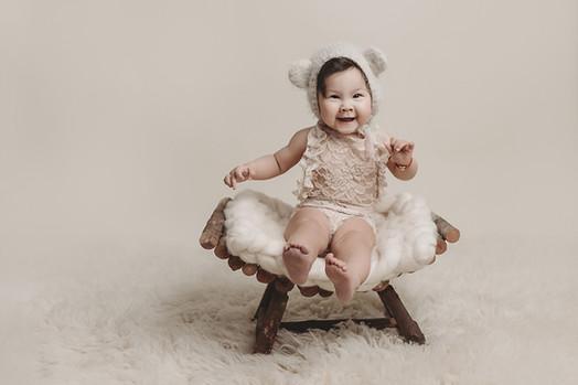 Sittersessie, sitter fotoshoot, babyfotograaf