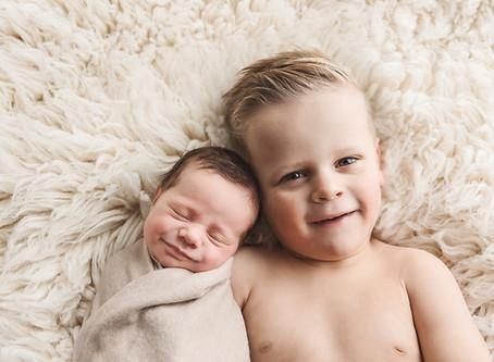 Romy | Newbornreportage