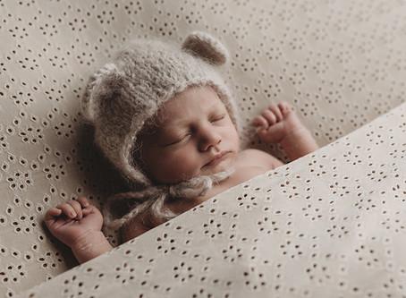 Newborn shoot | Hoe oud moet je Baby zijn?