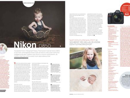 Gebruikersreview Nikon D850 | Zoom.nl