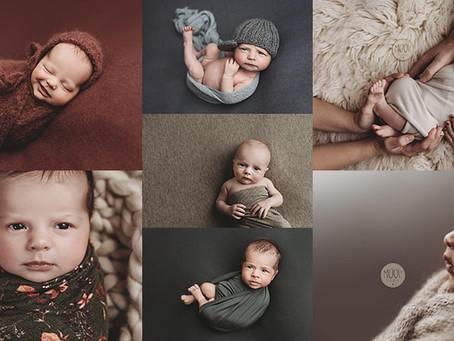 8 Tips om wakkere Newborns te fotograferen | Moet mijn baby slapen tijdens de Newborn shoot?