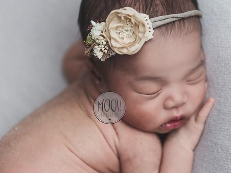 5 tips voor een succesvolle Newbornshoot