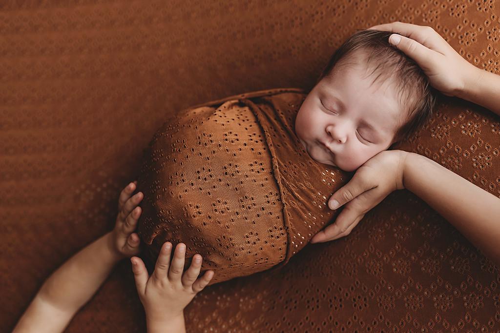 Newborn fotoshoot Oosterhout