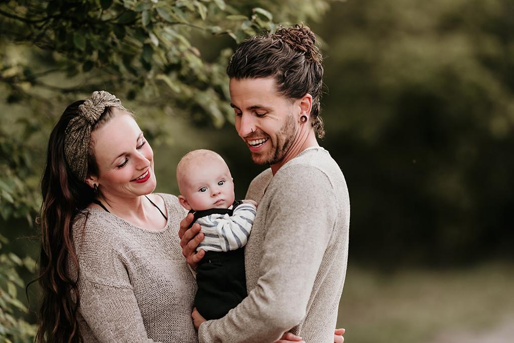 Baby Fotoshoot, Babyshoot