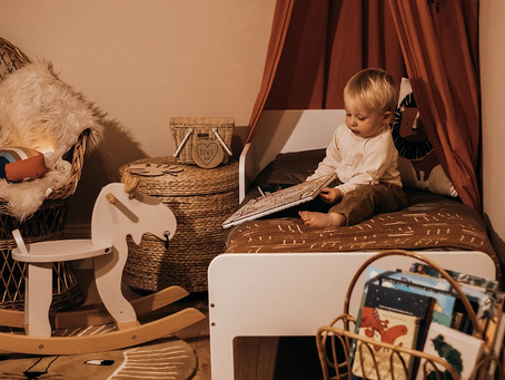 Better Bedtimes - Toddler Transitioning