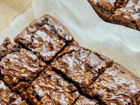 Slimming World Friendly - Sugar Free Chocolate Bar Brownies
