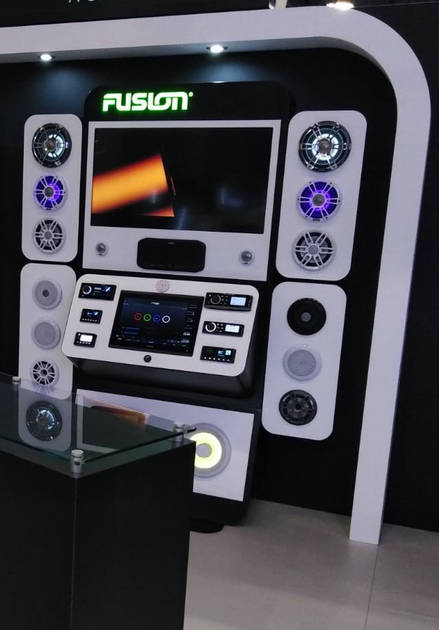 Garmin Fusion_sound