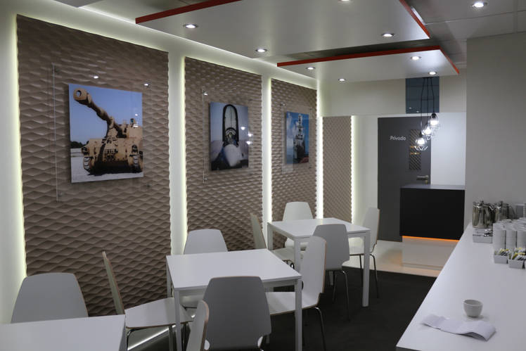 BAE SYSTEMS_corporate dining