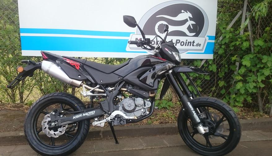 KSR Moto TW125