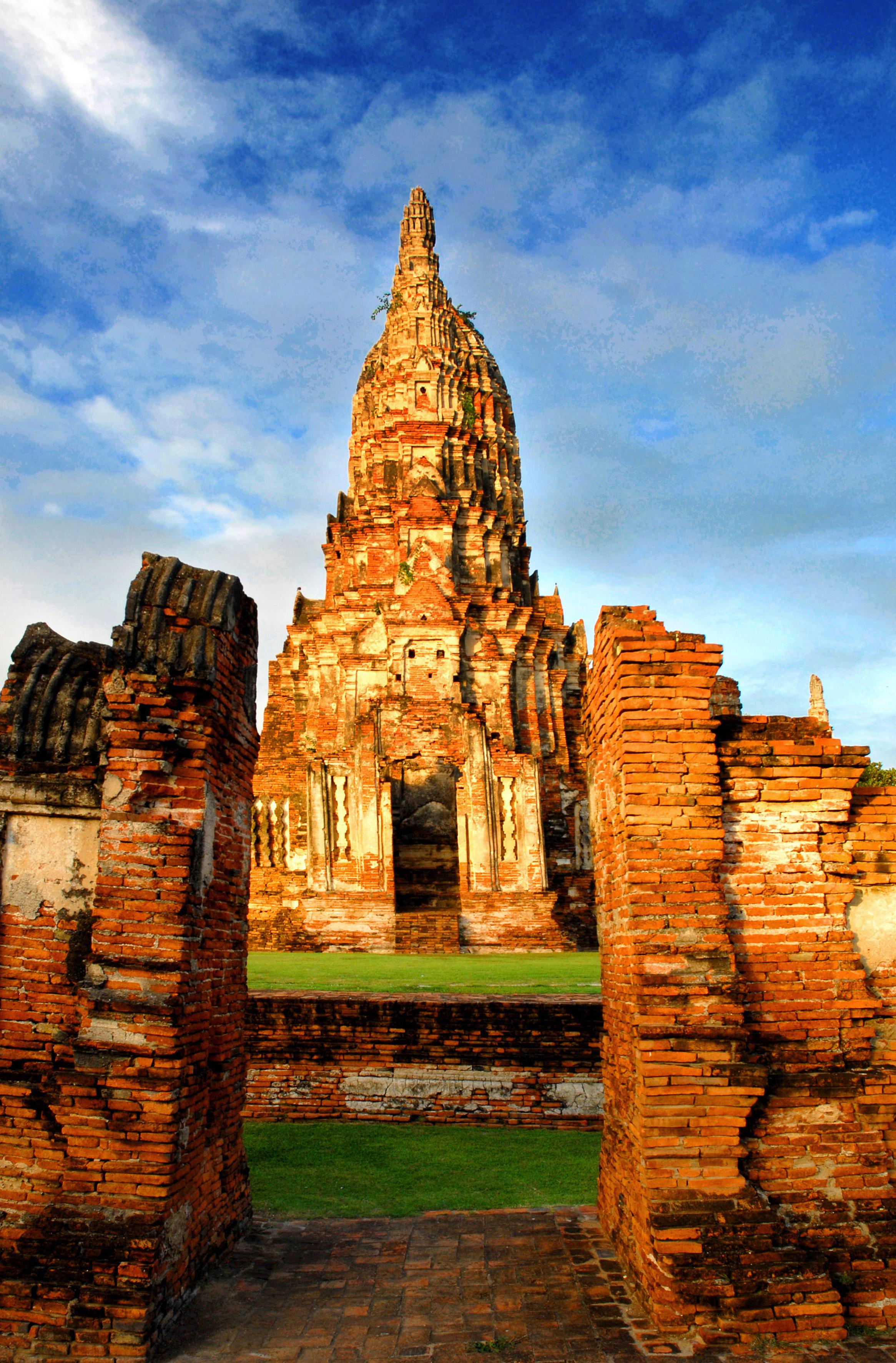 AYUTTAYA - THAILANDIA