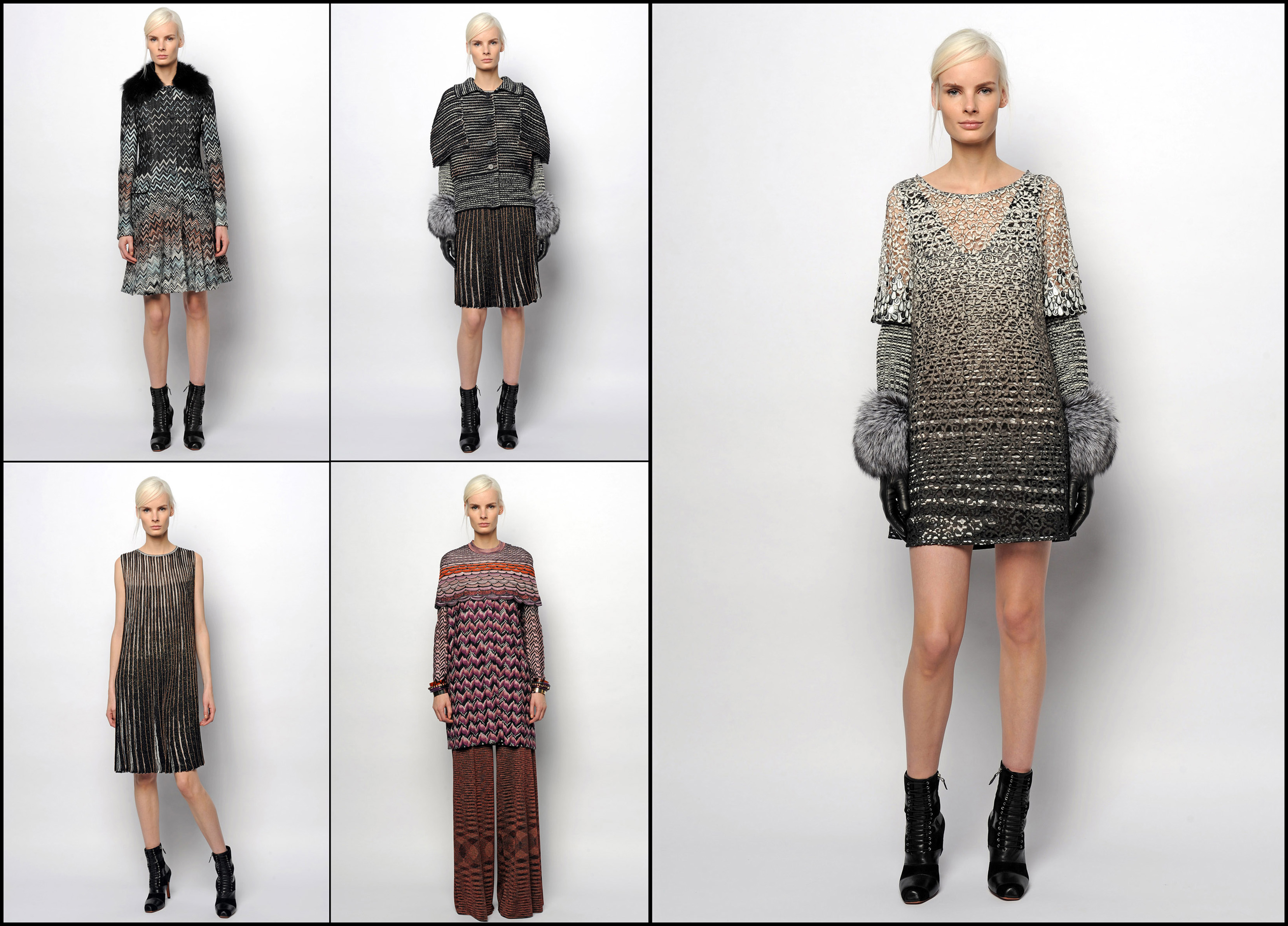 LOOK BOOK MISSONI
