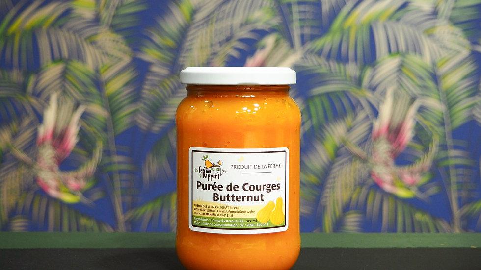 Purée Courges Butternut - 370ml