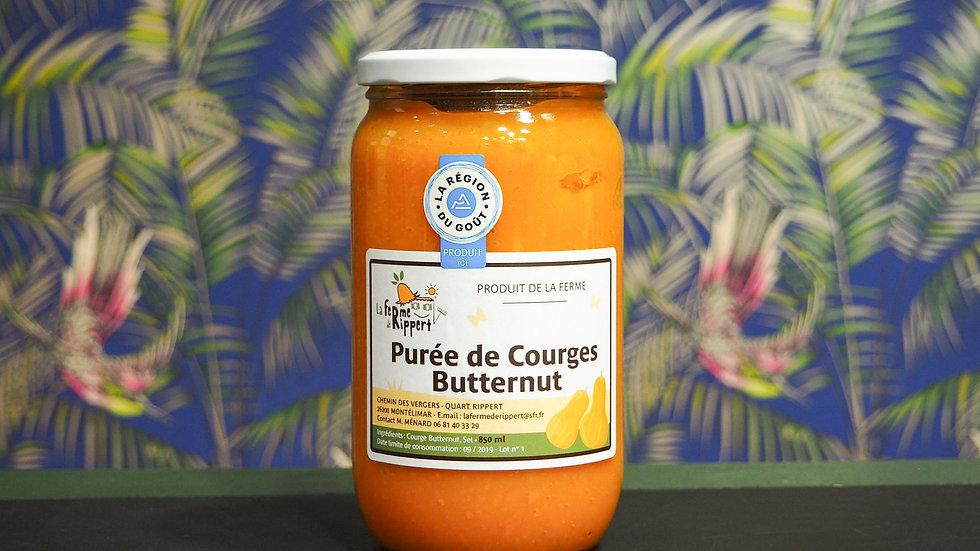Purée Courges Butternut - 850ml