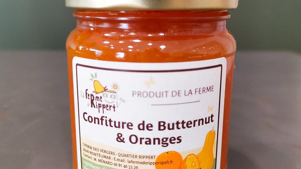 Confiture de Butternut