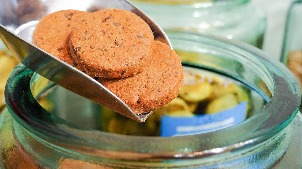 Biscuits DAO - Choco noisettes sans gluten