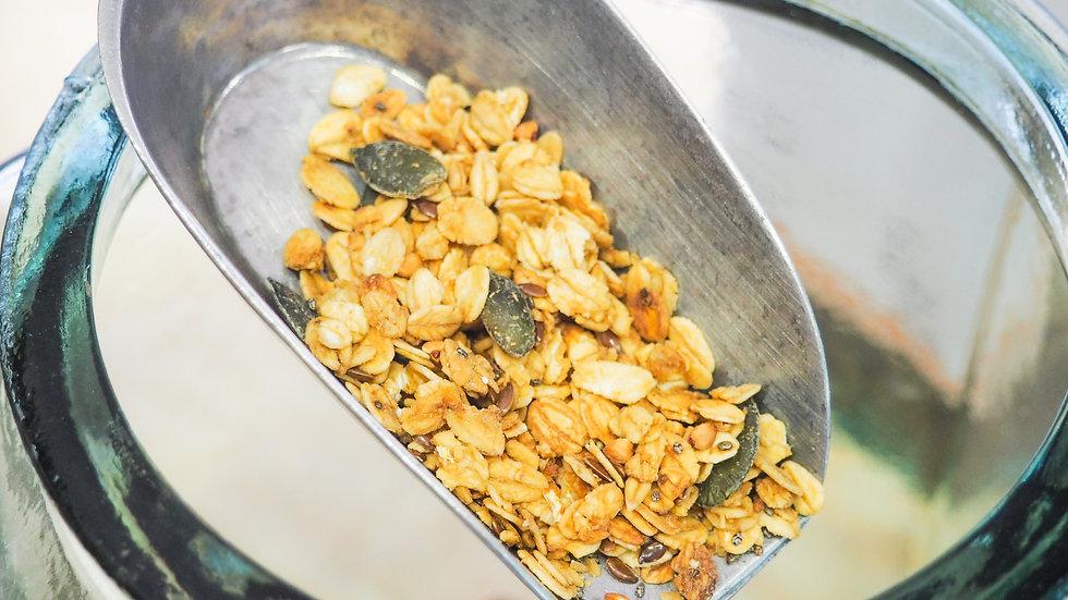 Granola - nature et graines