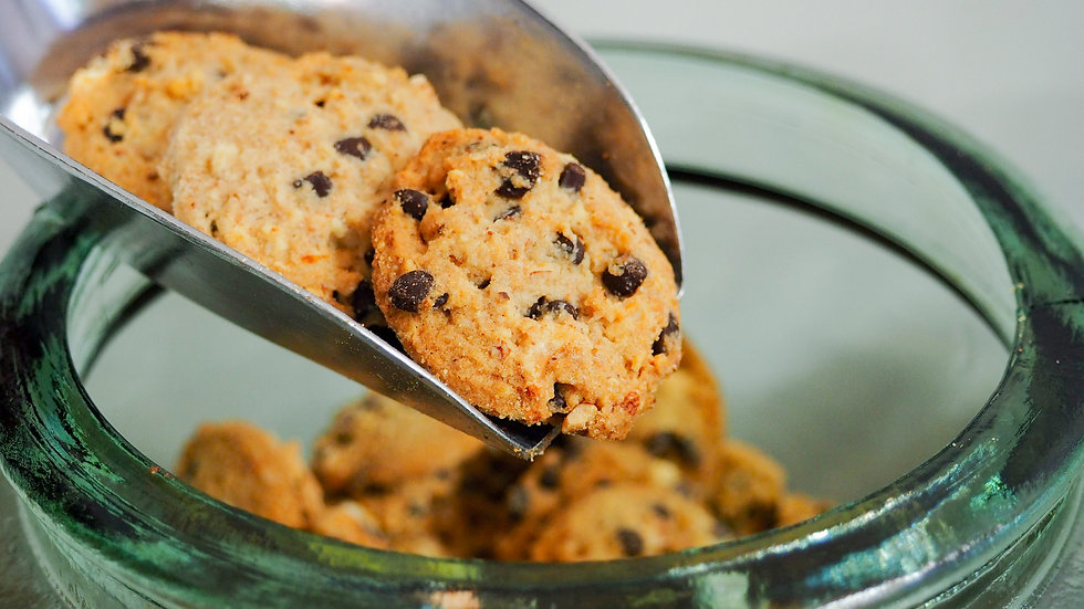 Biscuit DAO - Vanille Pépites Choco