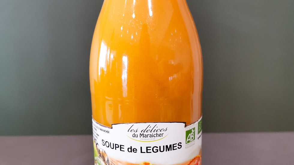 Soupe de Légumes - 1L